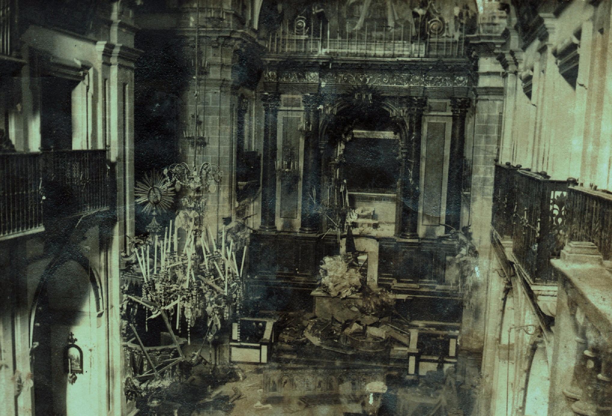 destruccion 1936
