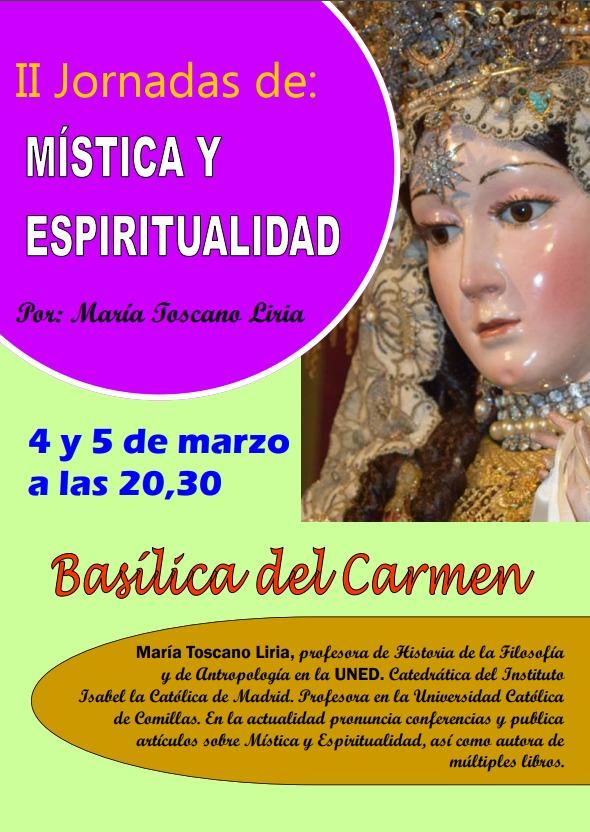 II Jornadas Mistica y Espiritualidad 2020 1