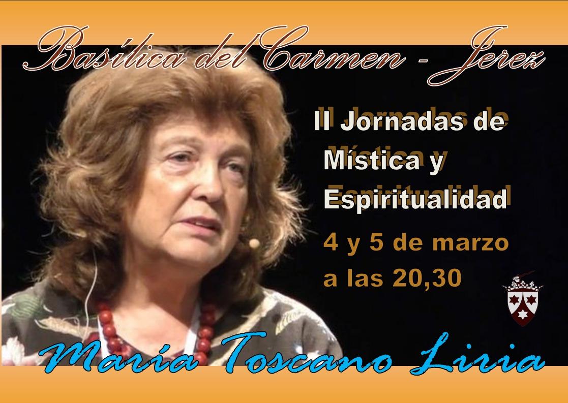 II Jornadas Mistica y Espiritualidad 2020 2