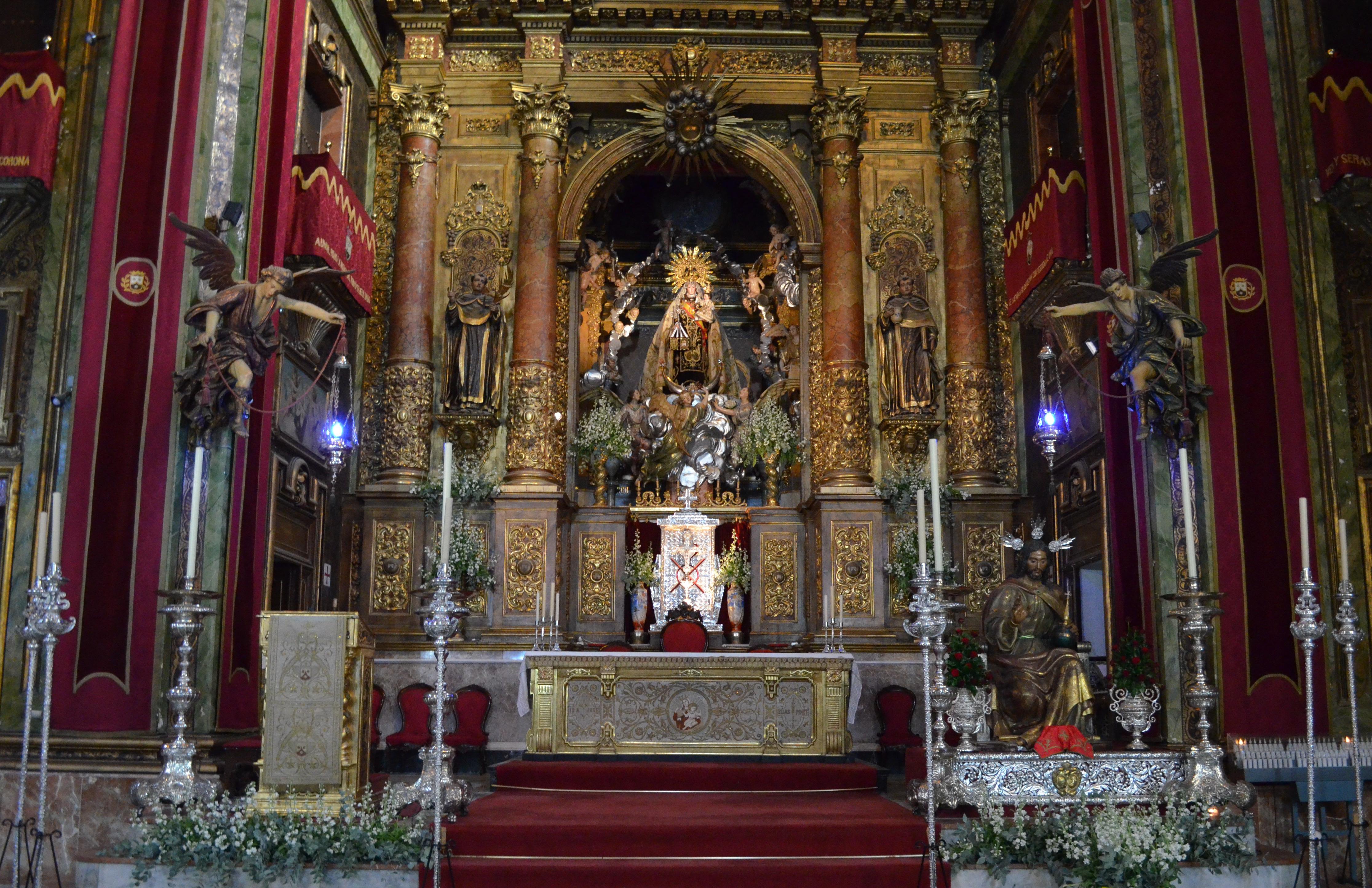 Basílica del carmen