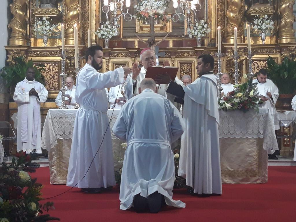 Ordenacion Diaconal Fr Francisco 2