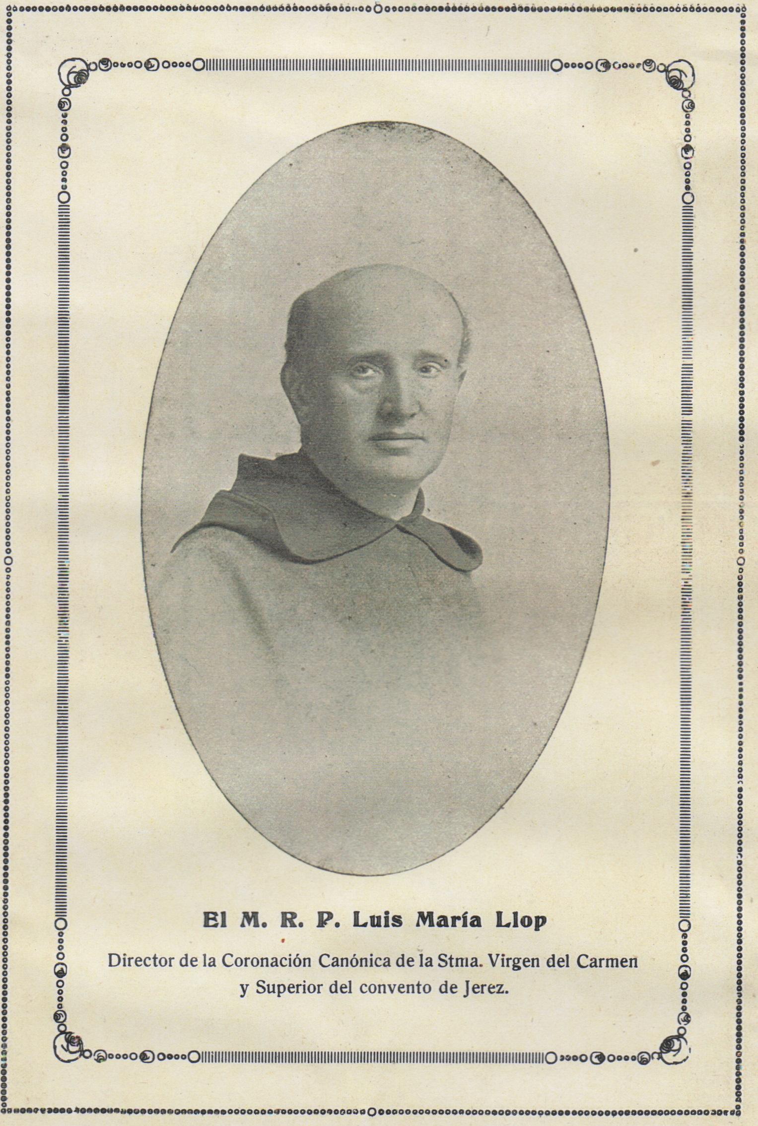 Padre Luis Maria Llop