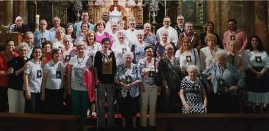 V Encuentro Responsables Laicado Carmelita Sevilla 2019 1